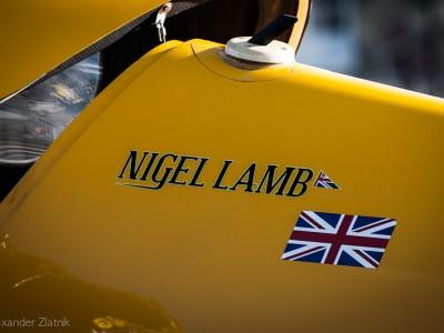 Nigel Lamb