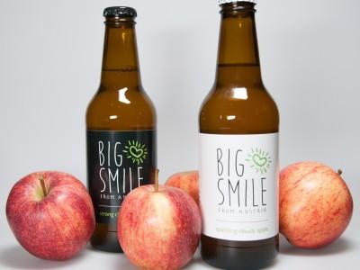 BigSmile | Tag und Nacht mit Apfel